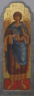 Св.Архангел Гавриил.Дьяконская дверь