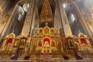 Иконостас храма во имя иконы Божией Матери «Утоли мои печали» в Марьино г.Москва 2018г.
